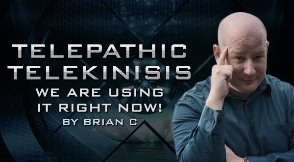 telepathic telekinesis
