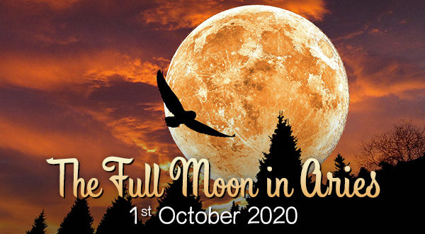 Full Moon in Aries